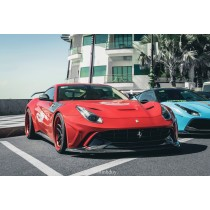 Ferrari F12 Berlinetta Widebody Kit - FRP
